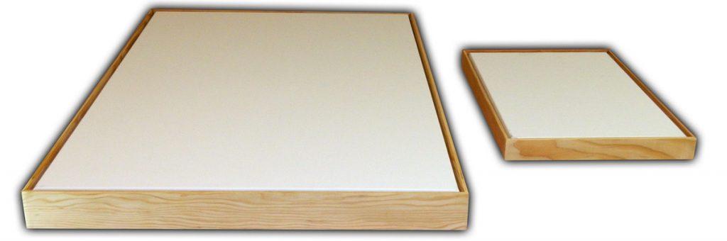 Top Wat is een baklijst of houten canvas kader? - BaklijstenGigant.nl #EZ83